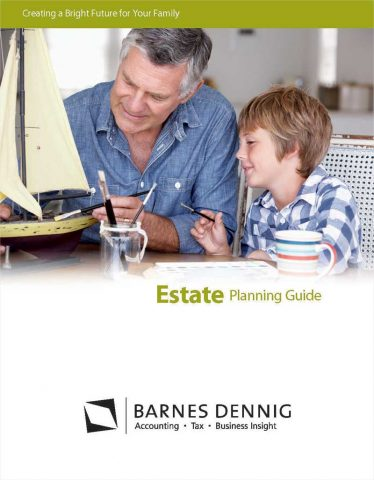 2016 Estate Planning Guide - Indianapolis CPA Firm