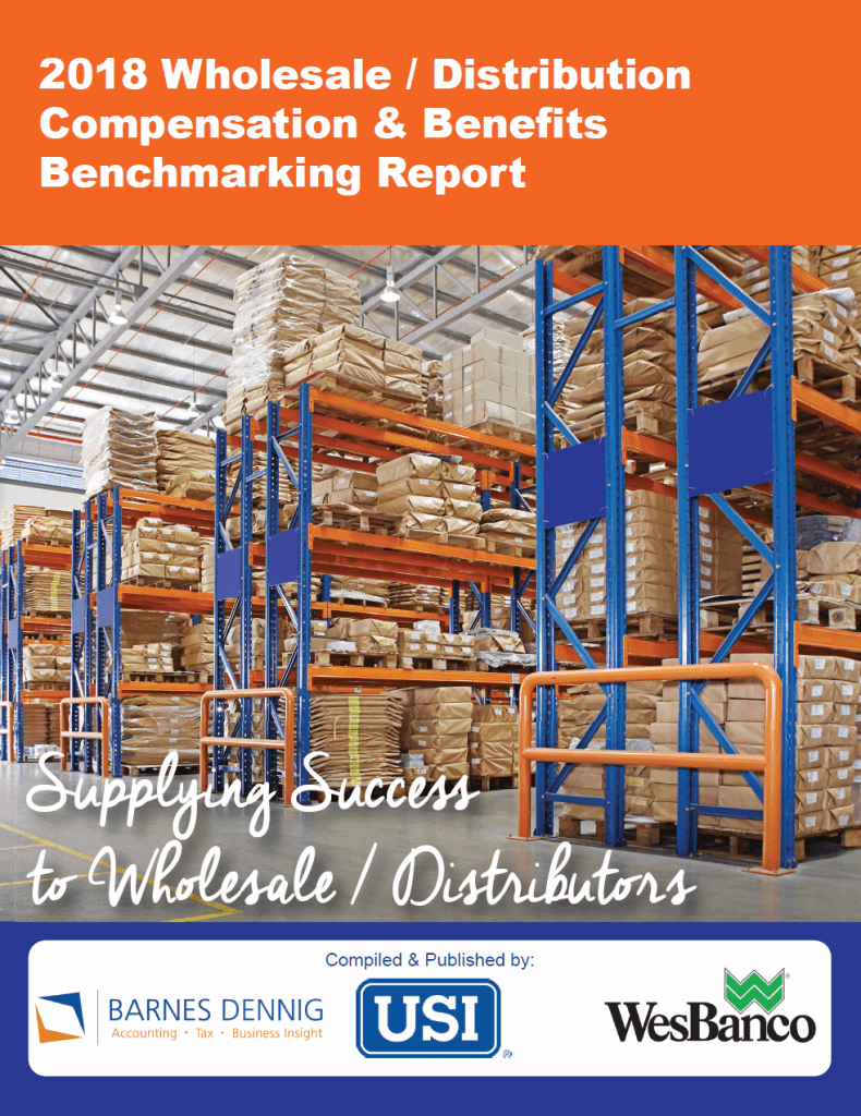 Wholesale Benchmarking Study