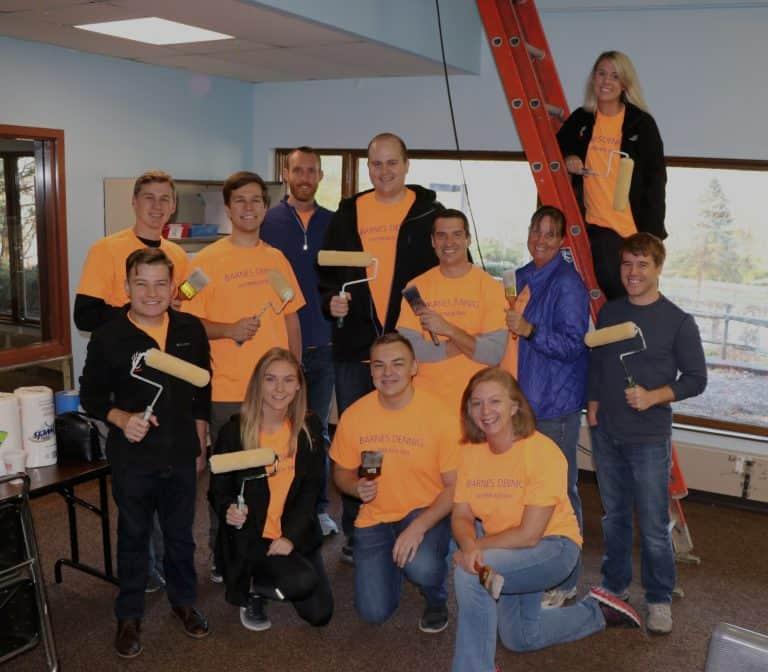 Service Outreach Day - Cincinnati CPA Fitrm