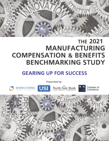Manufacturing Benchmarking Report