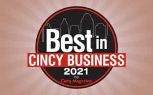 Best in Cincy Business 2021